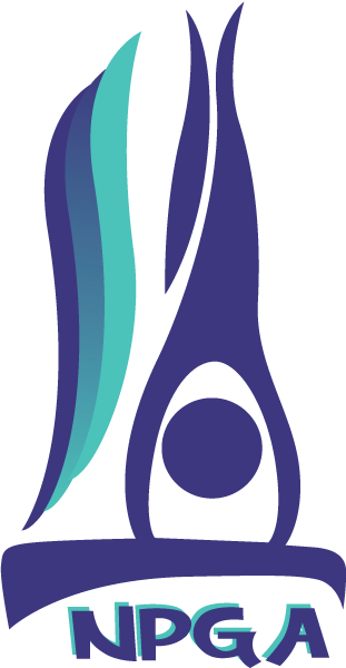 North Peace Gymnastics Association logo